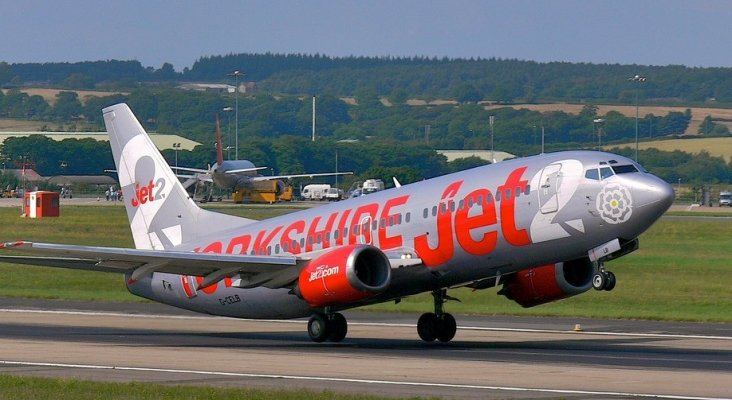 Avión Jet2