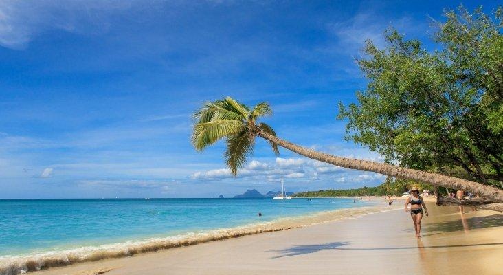 Un Brexit sin acuerdo también complicaría las vacaciones de los británicos en el Caribe | Foto: Martinica