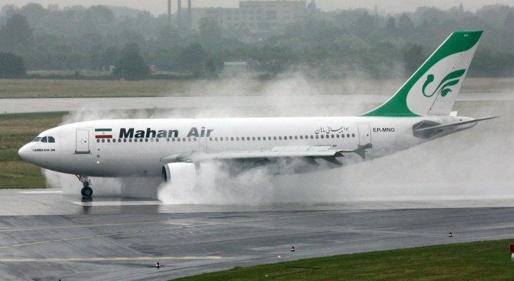 Mahan Air estrena vuelos directos a Venezuela, en plena fuga de aerolíneas| Foto: Lasse Fuss CC BY-SA 3.0