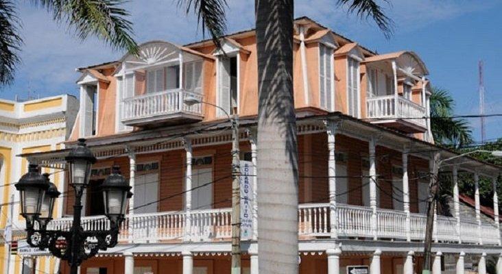 Casa de la Cultura en Puerto Plata Foto: Gobierno de República Dominicana