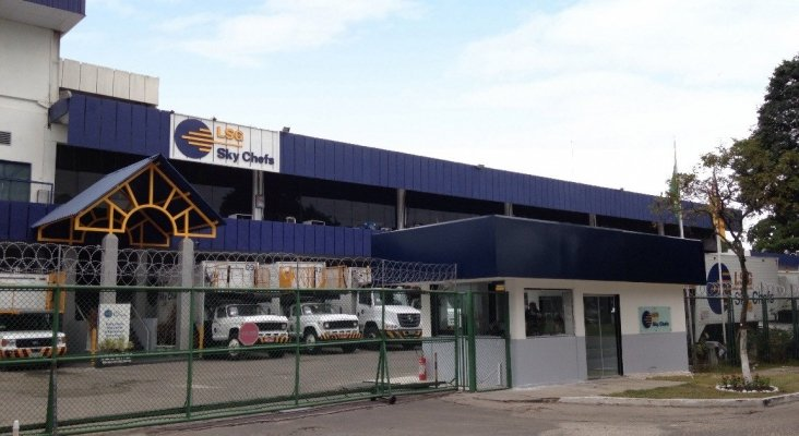 Lufthansa quiere deshacerse de su empresa de catering