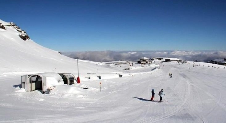 Las estaciones de Vallter y Sierra Nevada alargan su temporada de invierno | Foto: Sierra Nevada-Atudem
