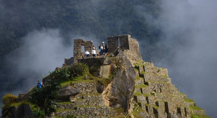 Machu Picchu perdió un 10,45% de turistas internacionales en enero y febrero