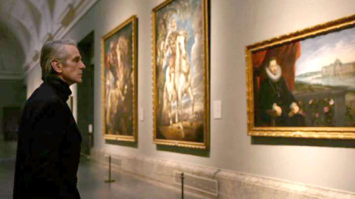 Jeremy Irons se convierte en guía del Museo del Prado