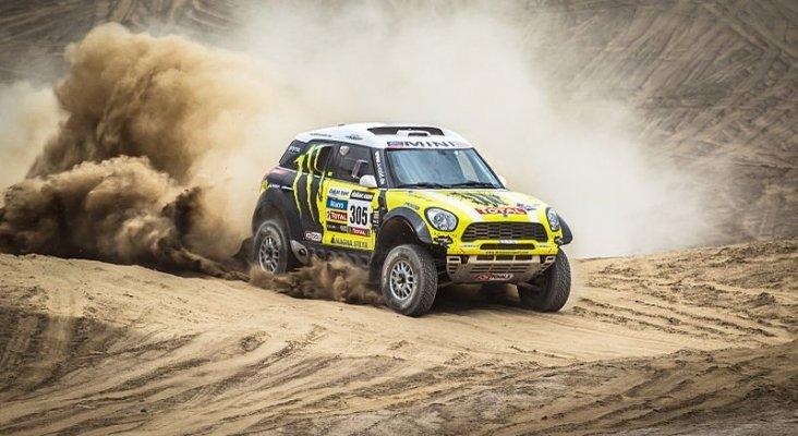 Perú pierde el rally Dakar | Foto: X-raid1 CC BY-SA 3.0