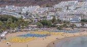 La vuelta a la normalidad turística reducirá los ingresos tributarios en Canarias | Foto: Puerto Rico, Gran Canaria- Bengt Nyman CC BY 2.0