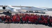 ¿Es el Stratolauncher el avión más grande del mundo?|Foto: Stratolauncher