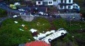 29 turistas muertos y 28 heridos en accidente de autobús en Madeira