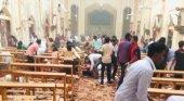 Al menos 207 muertos y 450 heridos en varias explosiones en hoteles e iglesias de Sri Lanka | Foto: Sandun Arosha F'do