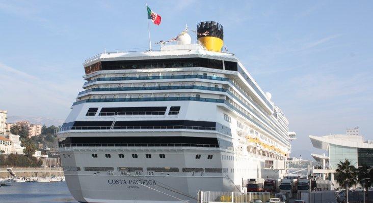 Crucero Costa Pacífica