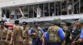 Hallan una bomba en el aeropuerto de Sri Lanka tras la serie de atentados |Foto: EPA vía Metro