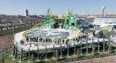 Wonderland, el parque temático más grande de Europa, abre en Turquía | Foto: AA