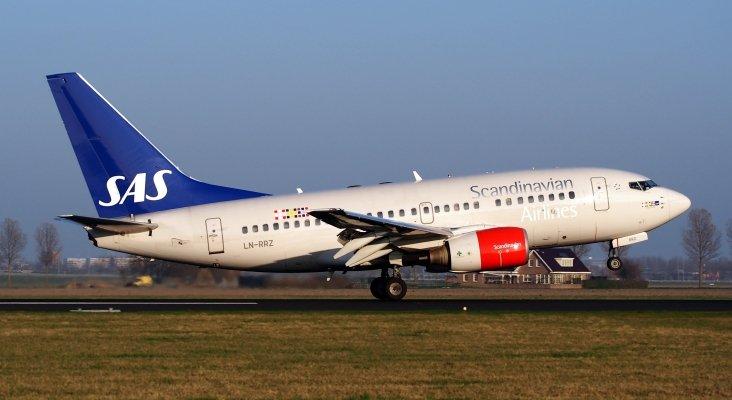 Sólo Málaga y Mallorca se librarán de la huelga pilotos de SAS| Foto: Alf van Beem CC0 1.0