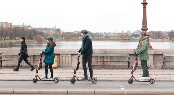 Un programa pionero acercará los patinetes eléctricos a las personas mayores