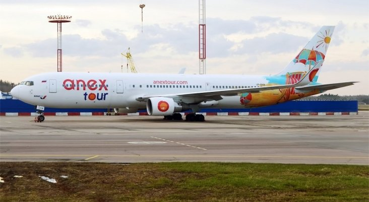 Azur Air de Anex Tour