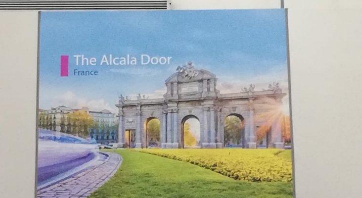 La Puerta de Alcalá se traslada a Francia