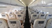 Volar con tabletas: Etihad elimina pantallas de entretenimiento en los A320 y A321 | Foto: Aviación al Día