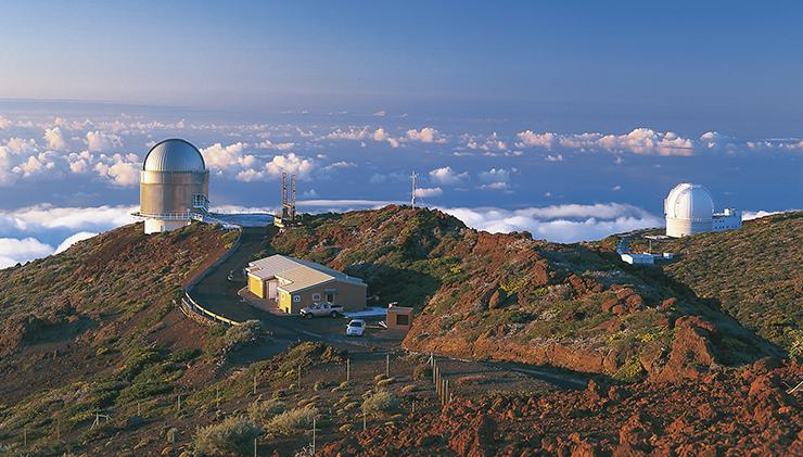 La isla de La Palma, el primer lugar del mundo en ser reserva y destino Starlight