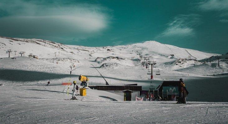 Estación de esquí de Sierra Nevada (Granada)