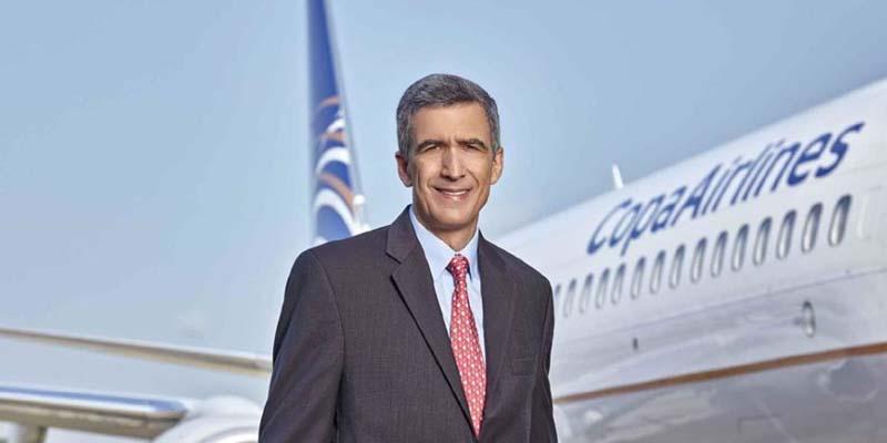El CEO de Copa Airlines, nuevo presidente de ALTA