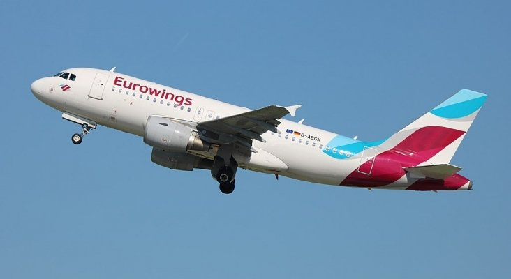 Eurowings realizará vuelos de conexión para Norwegian | Foto: Marvin Mutz CC BY-SA 2.0