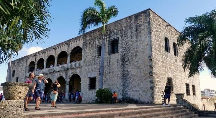 90 millones de dólares para rehabilitar el casco antiguo de Santo Domingo | Foto: cataloniahotels.com