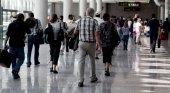 Un turista podría ser acusado de homicidio imprudente, tras una agresión en Palma| Foto: Aeropuerto de Palma (Mallorca)- EFE