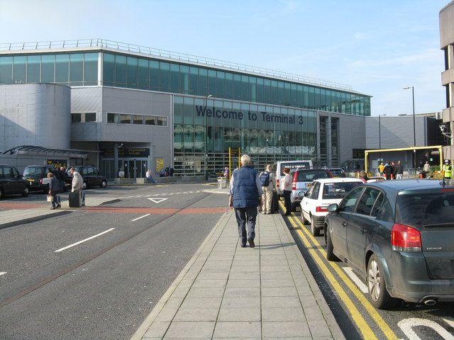 Terminal 3 Aeropuerto de Manchester