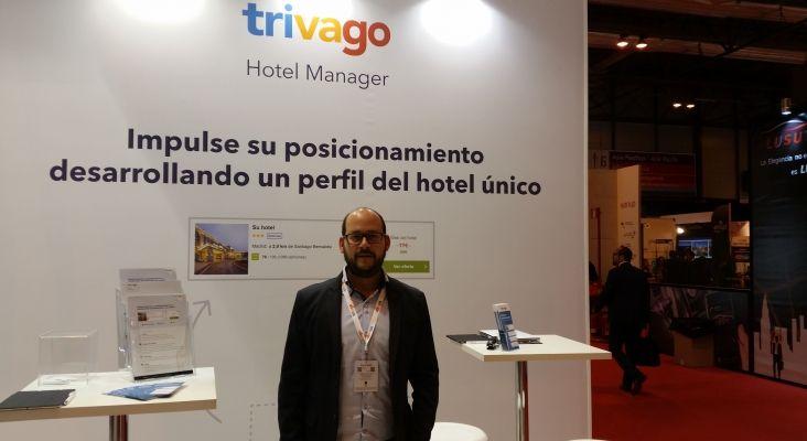 Diego Alonso, Industry Manager en trivago España
