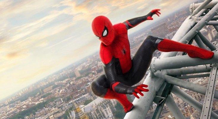 Belchite, plató de cine de la nueva película de 'Spiderman' | Foto: radiofonica.com