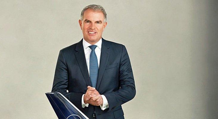 Carsten Spohr, presidente y director ejecutivo de Lufthansa