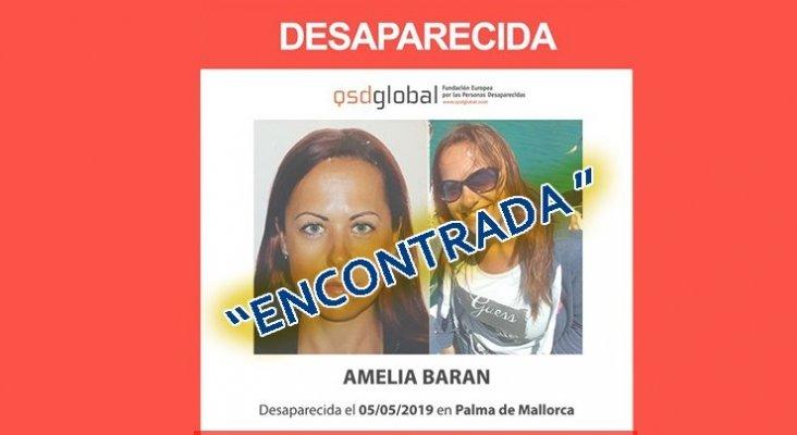 Encuentran en buen estado a la azafata de easyJet desaparecida en Palma