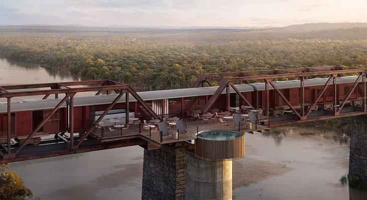 Sudáfrica albergará un lujoso hotel-tren en el Parque Nacional Kruger | Foto: Touristik-Aktuell