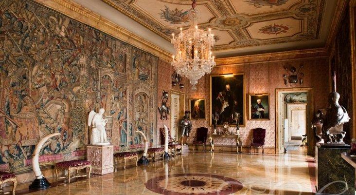 El Palacio de Liria se convertirá en un museo | Foto: Palacio de Liria - Fundación Casa De Alba