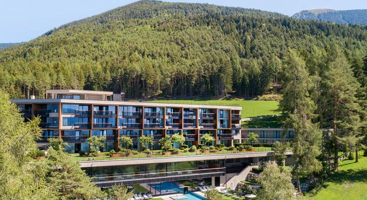 TUI amplía su cartera hotelera con más de 20 establecimientos Foto: TUI Sensimar My Arbor (Bolzano, Italia)-tui.com