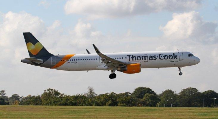 Nuevo pretendiente para la división aérea de Thomas Cook | Foto: Tony Hisgett CC BY 2.0