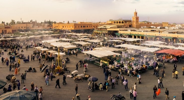 Marruecos espera recibir un 10% de turistas más en 2019 |Marrakech- Julia Maudlin CC BY 2.0