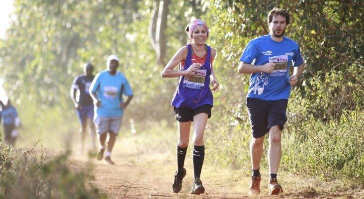 Cursos para runners junto a atletas profesionales, el reclamo de Etiopía|Foto: Run Africa