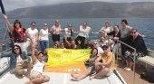 18 agentes de rtk recorren Lanzarote en un Fam Trip
