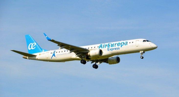 Air Europa conectará cuatro destinos europeos con Madrid, este verano