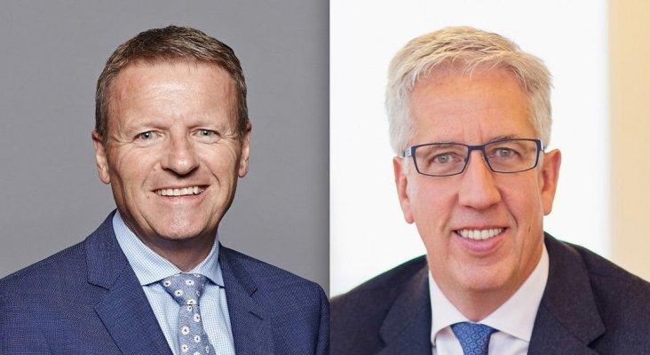 Stefan Gutknecht, a la izquierda, se hará cargo de la filial suiza de Schauinsland. A la derecha, Gerald Kastner, director general de la compañía|Foto: Travel News