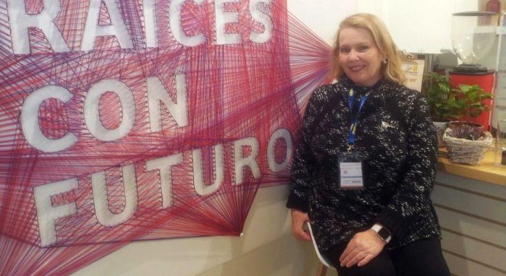 Isabella Falco,  directora de imagen de PromPerú