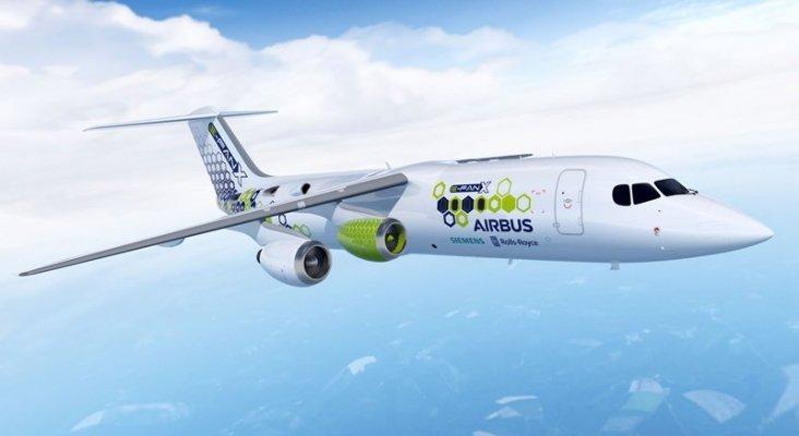 Airbus y Siemens cancelan su proyecto de avión híbrido
