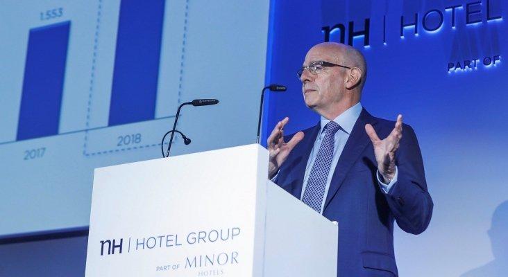 NH abrirá 26 hoteles nuevos en los próximos tres años | Foto: Ramón Aragonés, consejero delegado de NH