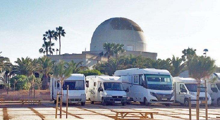 Los vecinos de Castellón exigen una tasa para las autocaravanas | Foto: Parking Autocaravanas Castellón- castellonturismo.com