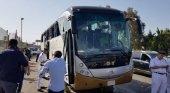 Atentado contra un autobús turístico en Egipto deja al menos 16 heridos  |Foto: Reuters vía BBC