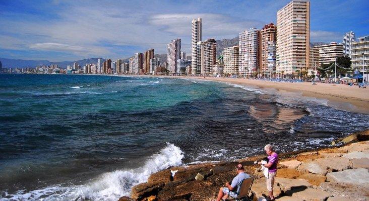 Hoteleros de la C. Valenciana exigen la creación de una Conselleria de Turismo | Foto: Benidorm (Alicante)- Steve CC BY 2.0