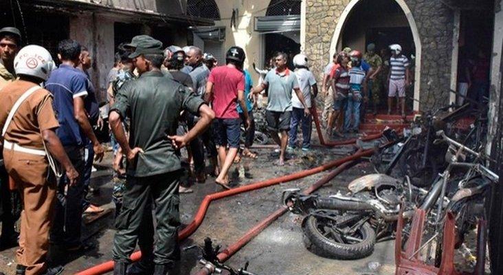 TT.OO. cancelan los viajes a Sri Lanka por el nivel de inseguridad | Foto: La Nueva Crónica