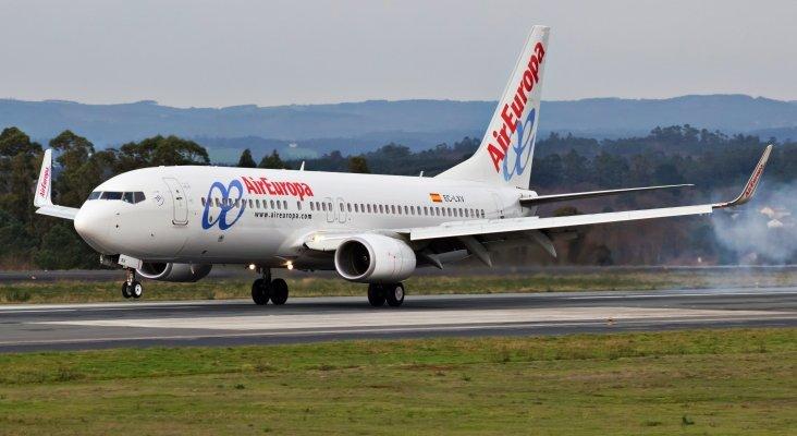Air Europa, primera aerolínea extranjera en operar vuelos domésticos en Brasil| Foto: Bene Riobó CC BY-SA 4.0