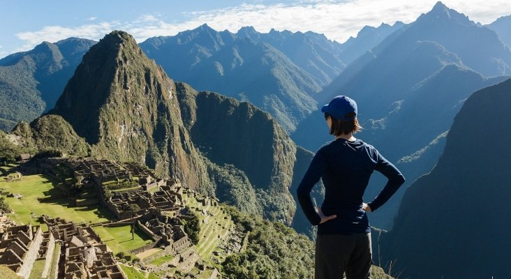Perú recibió un 2,7% de turistas más en el primer cuatrimestre de 2019